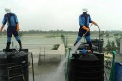 Wanter Tank cleaner