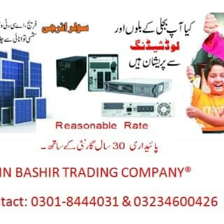 SOLAR PANEL SYSTEM IN LAHORE